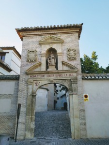 Monasterio de Santa Isabel La Real