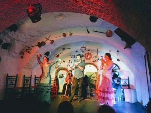 Espectáculo Flamnco en las Cuevas del Sacromonte Show