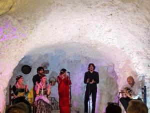 Espectáculo Flamnco en las Cuevas del Sacromonte
