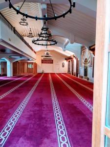 Mezquita San Niclas interior