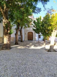 Patio del Convento de la Concepción