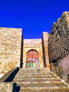 Puerta de Monaita