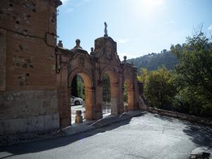 Arcos de Acceso a la Abadía del Sacromonte
