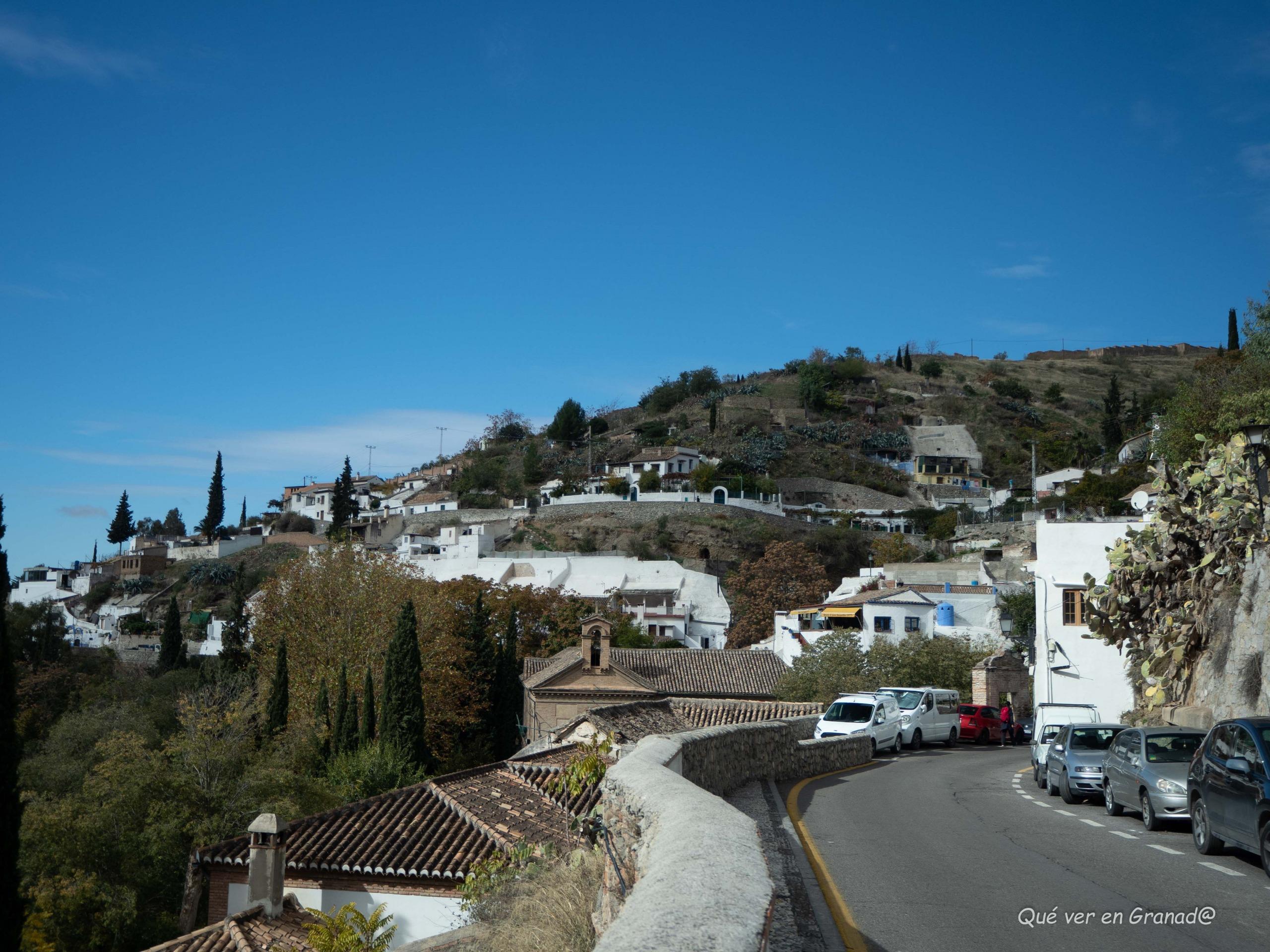 Camino del Sacromonte
