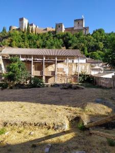 Ruinas del Maristan