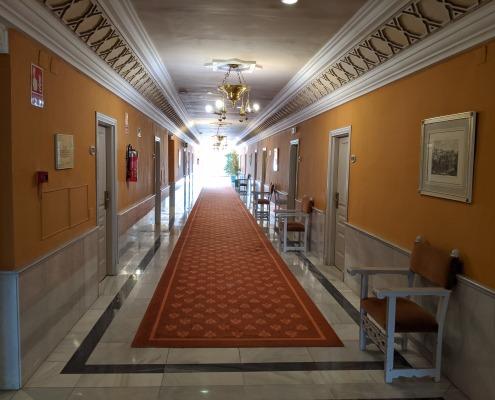 Dónde Alojarse en Granada hotel Alhambra Palace