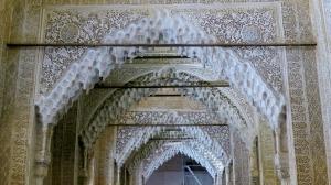 Interior de la Sala de Los Reyes