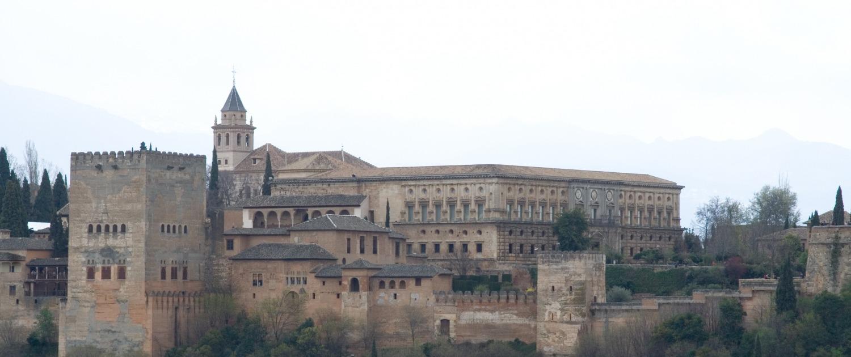 Ciudadela fortificada de la Alhambra