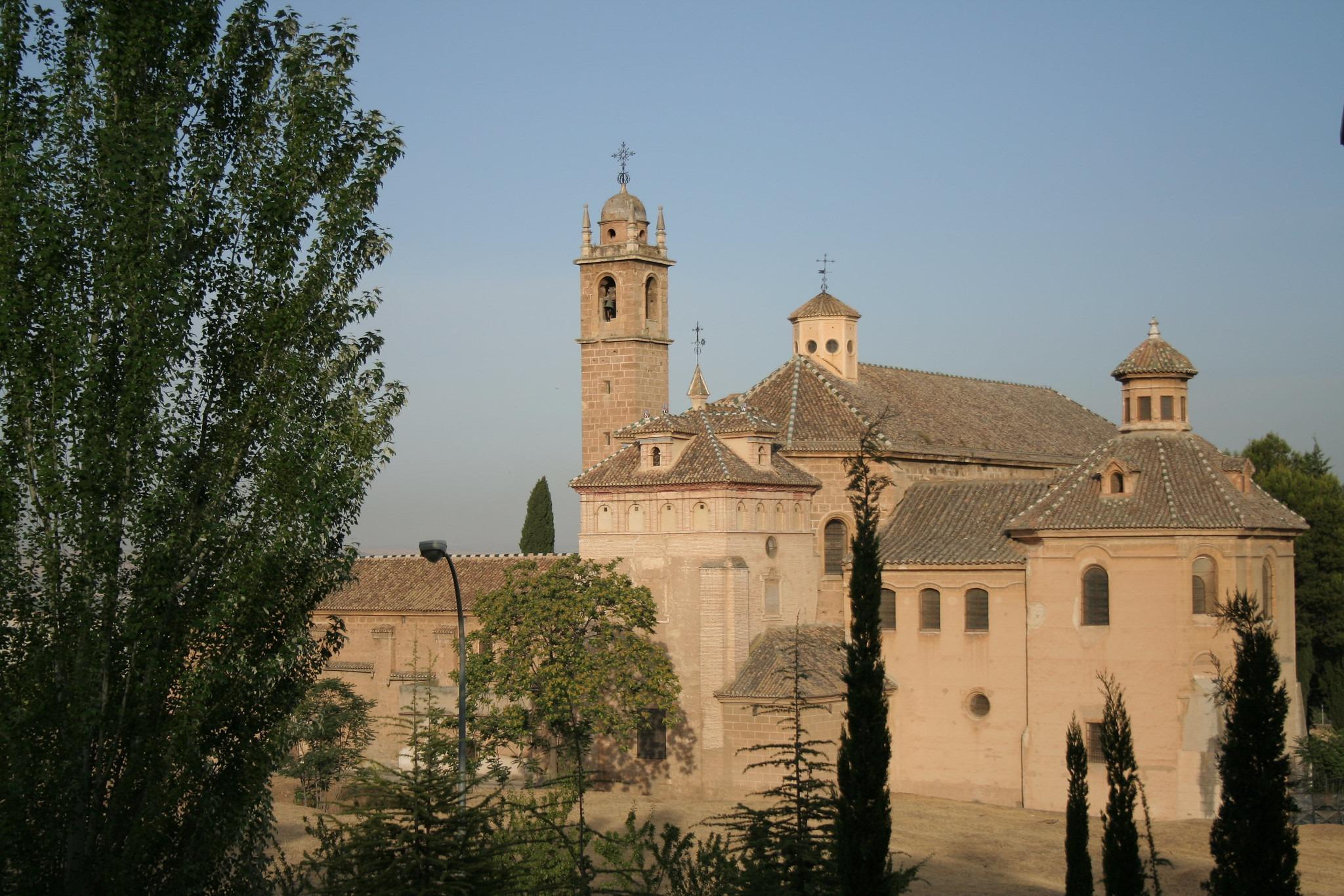 Monasterio dela Cartuja Granada