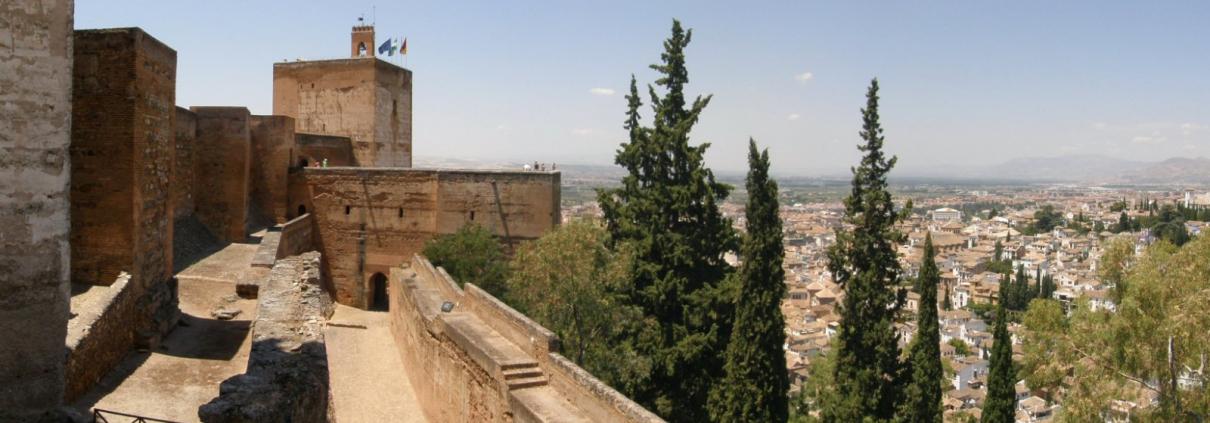 La Torre de la Vela Alcazaba