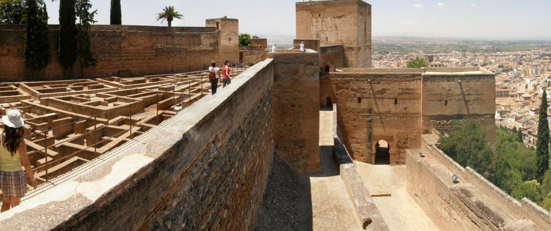 Alcazaba Torre de la Vela