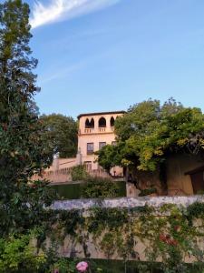 Jardines Altos y el Mirador Romántico