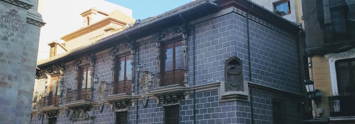 Palacio de la Madraza antigua universidad árabe