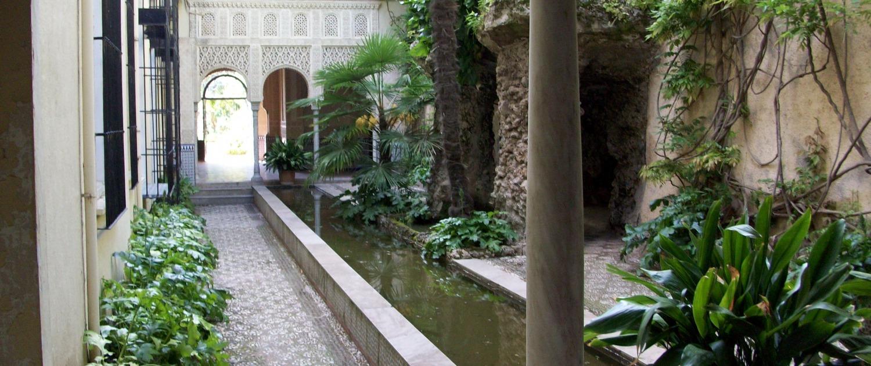 Palacete del Carmen de los Mártires