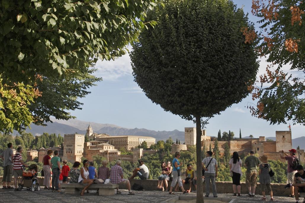 La Alhambra de Granada foto Principal de Que Ver en Granada