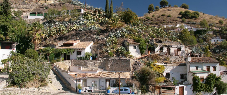 Cuevas Gitanas del Sacromonte