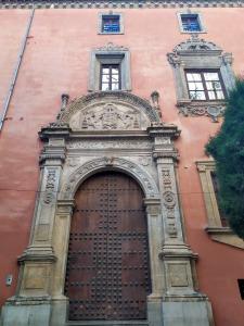Fachada Arzobispado de Granada