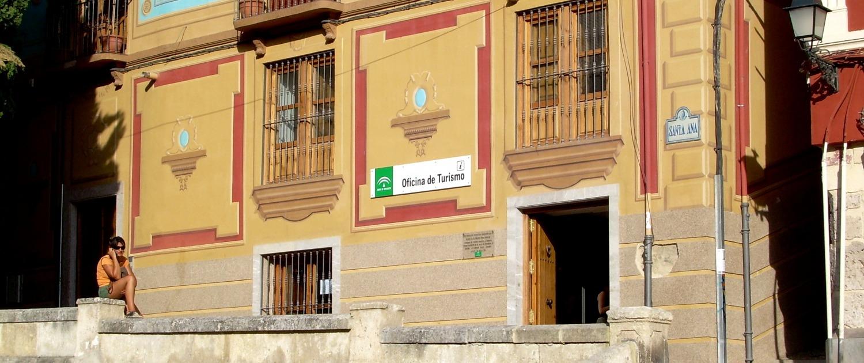 oficina de turismo de Granada