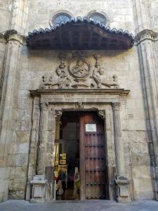 Puerta del Ecce Homo de la Catedral de Granada