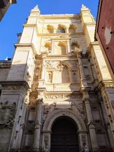 Puerta del Perdón de la Catedral de Granada