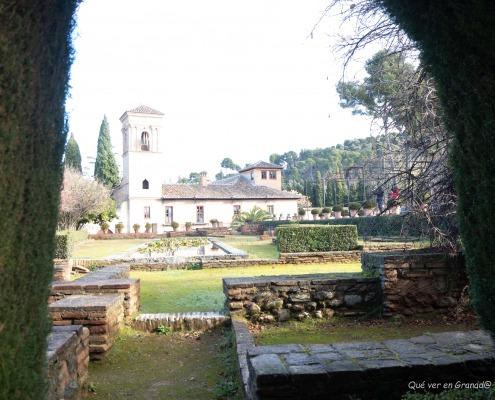 El Parador de Granada