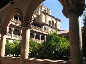 Monasterio de San Jerónimo en_Granada