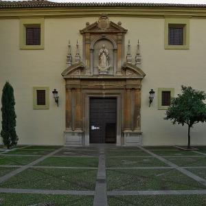 Entrada al Monasterio de los Jerónimos