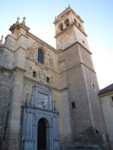 Fachada de la iglesia de los Jerónimos