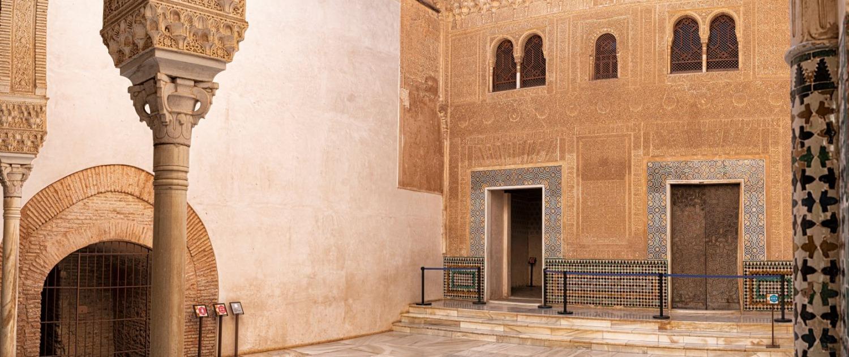 Visita guiada a la Alhambra