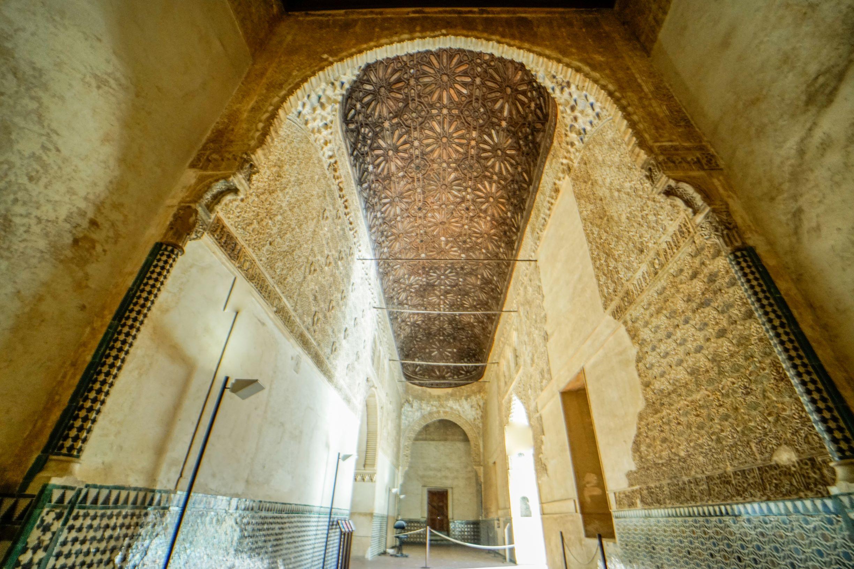 Palacio de Comares: Sala de la Barca