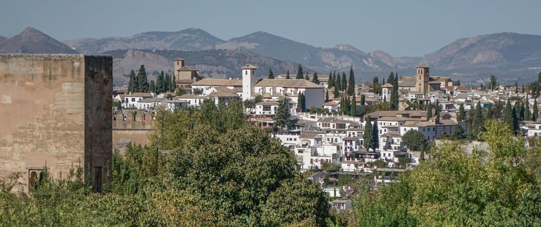 Monumentos en Granada