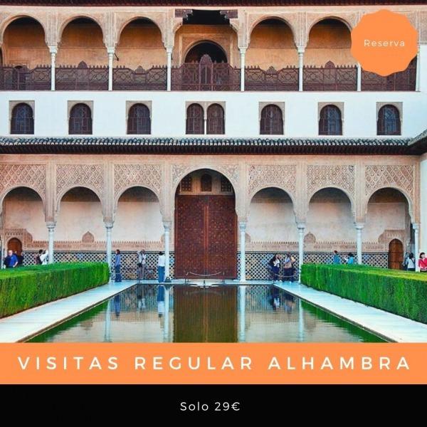 Visita regular Alhambra