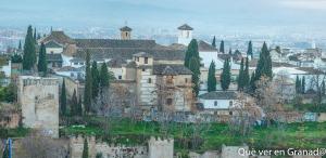 qué ver en Granada centro