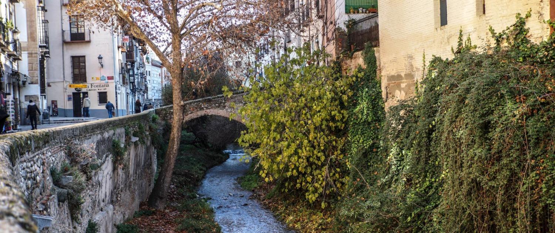El barrio del Albaicín, Carrera del Darro