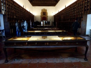 Biblioteca del Hospital Real