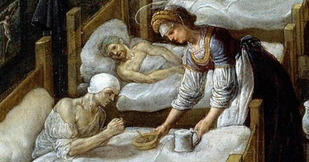 Hospital Real enfermos de Sífilis
