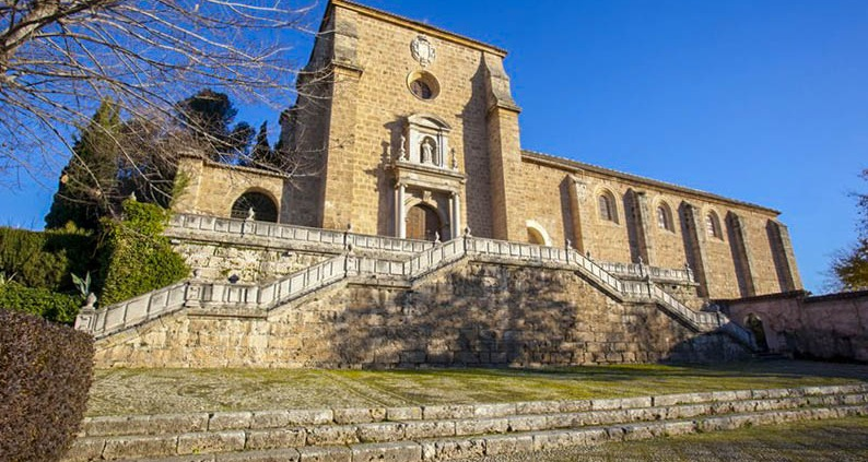 El Monasterio de la Cartuja